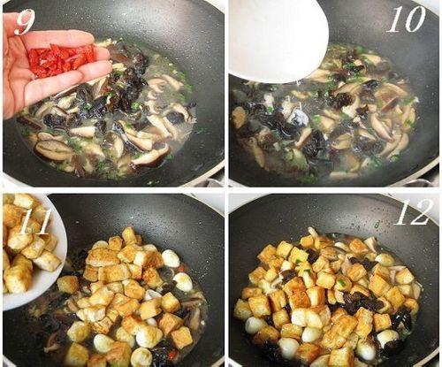 Món ngon mỗi ngày: Trứng kho nấm đậu giải ngán sau Tết - Ảnh 4