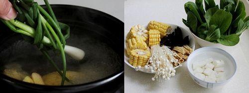 Món ngon mỗi ngày: Canh gà hầm rau củ bổ dưỡng cho ngày đông lạnh - Ảnh 2