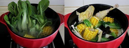 Món ngon mỗi ngày: Canh gà hầm rau củ bổ dưỡng cho ngày đông lạnh - Ảnh 4
