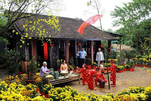 Nguồn gốc và ý nghĩa ngày Tết Nguyên đán của người Việt - Ảnh 2