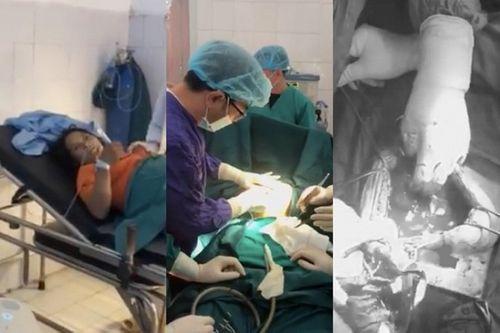 Đau đẻ tới ngất lịm mới được đưa tới viện, thai phụ 30 tuổi mất con trai 3,6kg - Ảnh 1