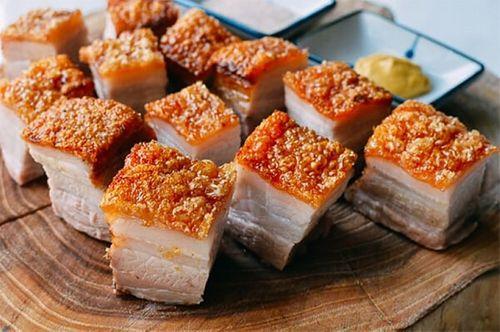 Món ngon mỗi ngày: Thịt ba chỉ rán thơm nức mũi hấp dẫn vô cùng - Ảnh 4