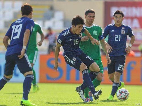 Kết quả Asian Cup 2019 ngày 9/1: Nhật Bản chật vật giành 3 điểm trước Turkmenistan - Ảnh 1