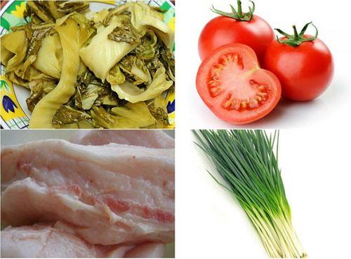 Món ngon mỗi ngày: Dưa chua xào tóp mỡ ngon xuýt xoa cho ngày lạnh - Ảnh 1