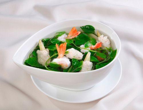 Món ngon mỗi ngày: Canh mồng tơi nấu tôm thanh mát, giải ngán hiệu quả sau Tết - Ảnh 3