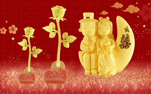 """Ngày vía Thần Tài trùng Valentine: Tặng vàng hay chocolate cho """"nửa kia""""?. - Ảnh 1"""