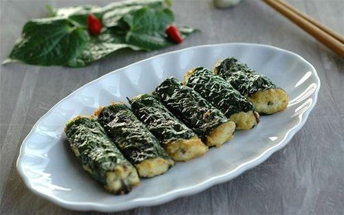 Món ngon mỗi ngày: Rằm tháng Giêng vào bếp làm đậu hủ cuốn lá lốt chay  - Ảnh 4