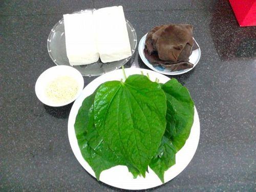 Món ngon mỗi ngày: Rằm tháng Giêng vào bếp làm đậu hủ cuốn lá lốt chay  - Ảnh 2
