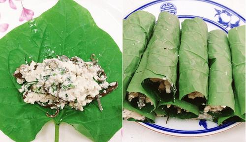 Món ngon mỗi ngày: Rằm tháng Giêng vào bếp làm đậu hủ cuốn lá lốt chay  - Ảnh 3