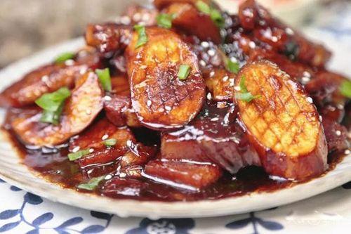 Món ngon mỗi ngày: Thịt lợn kho nấm đùi gà ngon không tưởng - Ảnh 4