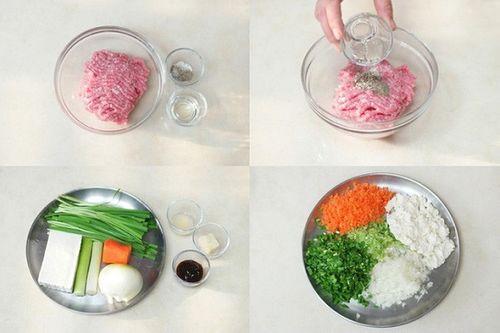 Món ngon mỗi ngày: Thịt viên chiên theo cách này vừa mềm lại vừa ngọt - Ảnh 1