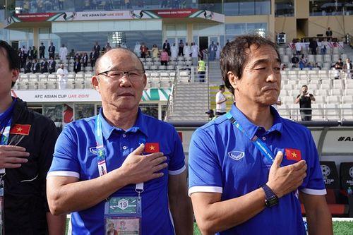 VFF chính thức giao trợ lý thầy Park dẫn dắt U22 Việt Nam dự SEA Games 2019 - Ảnh 1