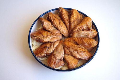 Món ngon mỗi ngày: Cánh gà nướng bắp cải đơn giản mà cực ngon - Ảnh 3
