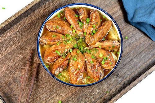 Món ngon mỗi ngày: Cánh gà nướng bắp cải đơn giản mà cực ngon - Ảnh 5