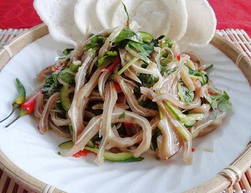 Món ngon mỗi ngày: Chống ngán ngày Tết với món gỏi tai heo dưa leo - Ảnh 4