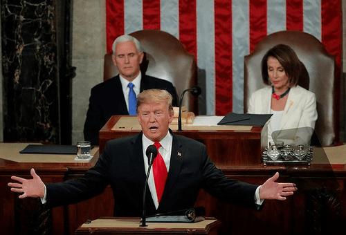 Tổng thống Trump khẳng định sẽ xây bức tường biên giới với Mexico để bảo vệ các sinh mạng - Ảnh 1