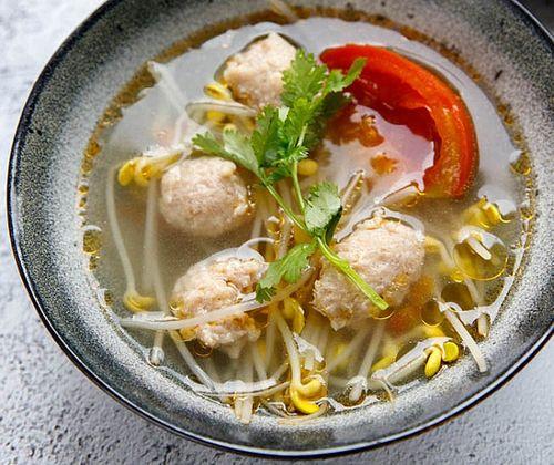 Món ngon mỗi ngày: Canh mọc nấu giá cực dễ lại đủ chất - Ảnh 4