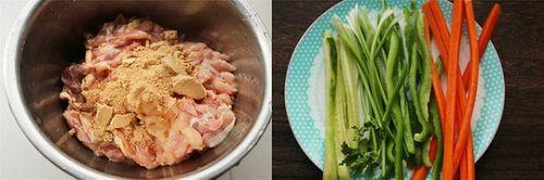 Món ngon mỗi ngày: Thịt gà làm theo cách này nhìn thôi đã mê mẩn - Ảnh 1