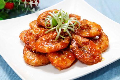 Món ngon mỗi ngày: Tôm sốt chua cay cho ngày đầu tuần bận rộn - Ảnh 3