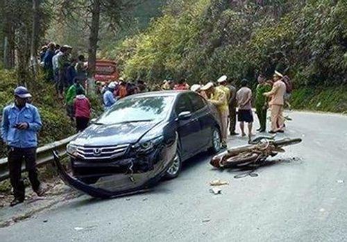 """Vụ """"bắt vạ"""" lái xe 400 triệu sau tai nạn tại Sa Pa: Tài xế ô tô không có lỗi - Ảnh 1"""