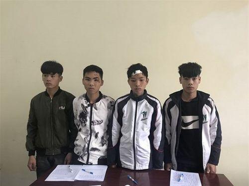Bắt 4 nam sinh lớp 10 bỏ trốn sau khi tông xe khiến cụ ông tử vong - Ảnh 1