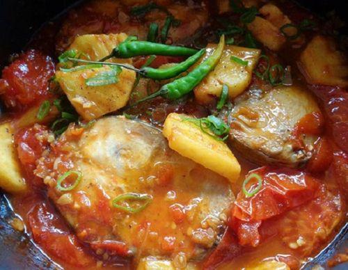 Món ngon mỗi ngày: Cá ngừ kho dứa cho bữa tối thứ 6 ấm cúng - Ảnh 4