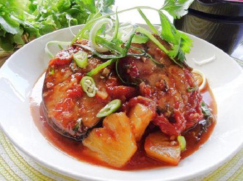 Món ngon mỗi ngày: Cá ngừ kho dứa cho bữa tối thứ 6 ấm cúng - Ảnh 5
