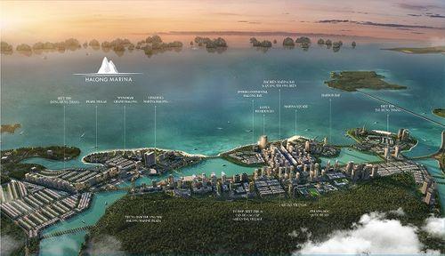 Hạ Long đang hình thành khu đô thị du lịch đẳng cấp khu vực - Ảnh 1