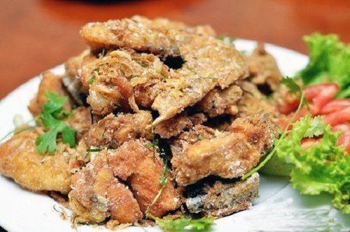 Món ngon mỗi ngày: Cách làm gà rang muối ngon như hàng nịnh chồng - Ảnh 4