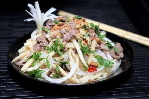 Món ngon mỗi ngày: Măng tươi xào thịt bò mềm ngon - Ảnh 5