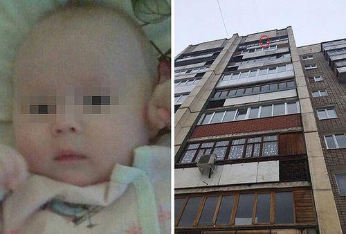 Tâm trạng bất ổn, mẹ ném con gái 2 tuổi ra khỏi cửa sổ tầng 9 rồi nhảy theo - Ảnh 1