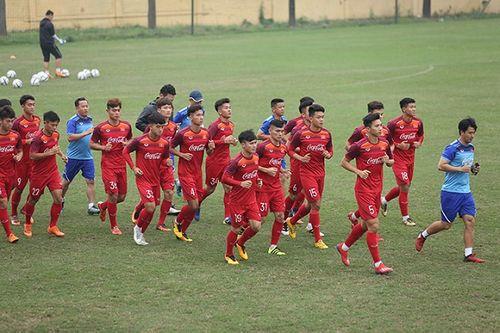 Vòng loại U23 Châu Á 2020: Việt Nam sở hữu lứa cầu thủ có chiều cao tốt nhất trong lịch sử - Ảnh 1