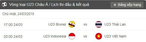 Lịch thi đấu bảng K vòng loại U23 châu Á 2020 ngày 24/3 - Ảnh 1