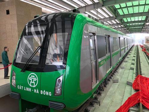 Đường sắt Cát Linh - Hà Đông dự kiến giá vé 30.000 đồng/ngày - Ảnh 1