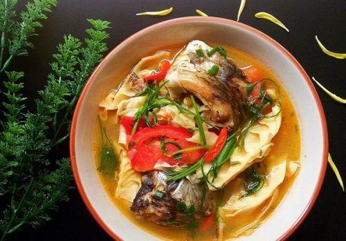 Món ngon mỗi ngày: Cá chép om măng ngon miễn chê - Ảnh 4