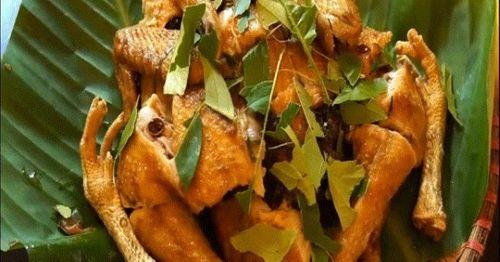 Món ngon mỗi ngày: Cách làm gà bọc lá sen nướng cho buổi liên hoan cuối tuần thêm thú vị - Ảnh 3