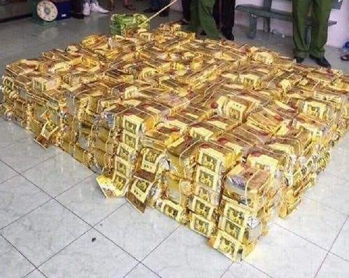 Hàng trăm cảnh sát mang súng triệt phá vụ vận chuyển 6 tạ ma túy tại Hà Tĩnh - Ảnh 2