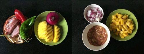 Món ngon mỗi ngày: Thịt heo xào dứa chua ngọt cực ngon - Ảnh 1