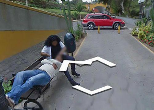 Phát hiện vợ vuốt ve người đàn ông khác khi đang dò đường trên google maps - Ảnh 1