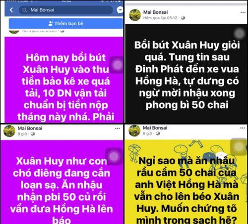 Điều tra vụ nhà báo bị đe dọa trên facebook - Ảnh 1