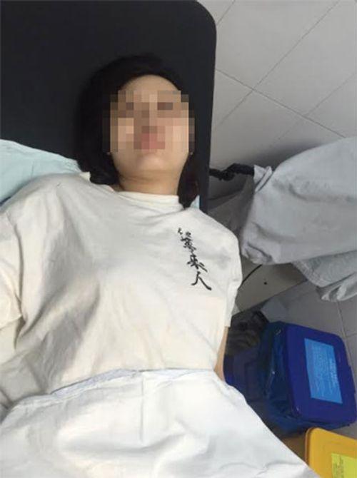 Bé sơ sinh bị ném từ tầng 31 chung cư Linh Đàm tử vong vì chấn thương sọ não - Ảnh 1