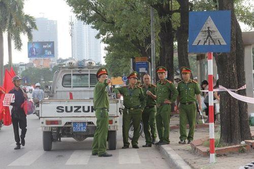 Hà Nội tung hàng trăm cảnh sát đảm bảo an ninh trận Việt Nam – Philippines - Ảnh 4