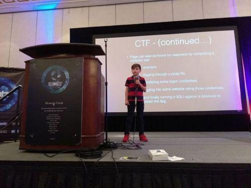 Cậu bé 11 tuổi hack thành công kết quả bầu cử của chính phủ Mỹ trong vòng 10 phút - Ảnh 1