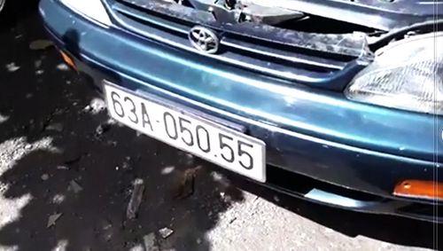 Chủ hai chiếc xe Camry có biển số giống hệt nhau ở Tiền Giang là ai? - Ảnh 2