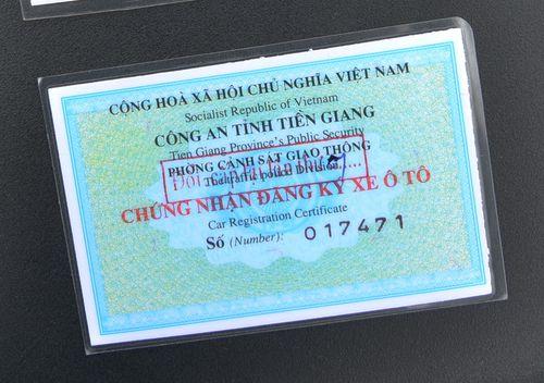 Chủ hai chiếc xe Camry có biển số giống hệt nhau ở Tiền Giang là ai? - Ảnh 4