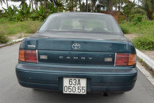 Chủ hai chiếc xe Camry có biển số giống hệt nhau ở Tiền Giang là ai? - Ảnh 1