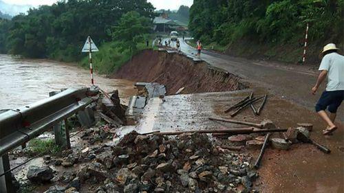 Thiệt hại bão số 4: 9 người chết và mất tích - Ảnh 1