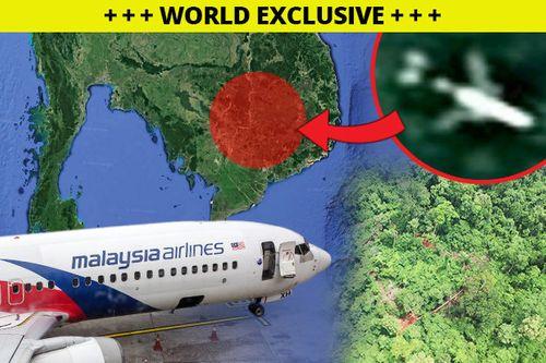 Đoàn tìm kiếm máy bay MH370 ở Campuchia có phát hiện mới - Ảnh 1