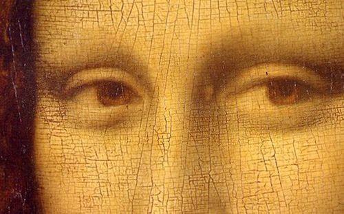 Giải mã được bí ẩn cực sốc ẩn giấu sau đôi mắt của nàng Mona Lisa - Ảnh 2