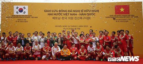 Phó Thủ tướng Vũ Đức Đam ghi 2 bàn trong trận bóng giao hữu với nghị sĩ Hàn Quốc - Ảnh 8
